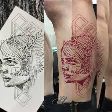 15. Methods of applying the design / on the skin